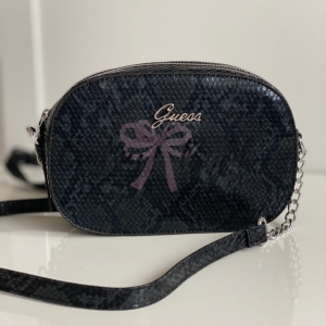 Guess Dyani Camera Bag Black Torebka